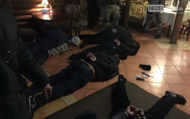 """СБУ задержала криминальных """"авторитетов"""" из России, фото-1"""