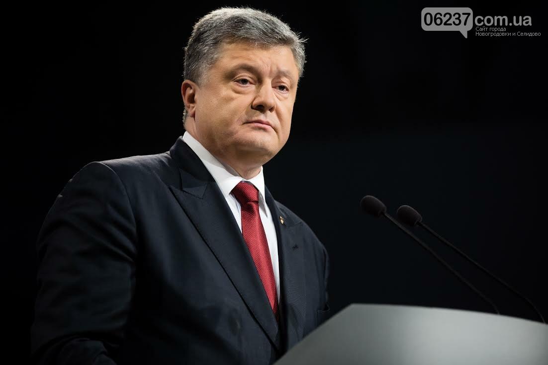 Порошенко: ОПК Украины практически избавился от зависимости от поставок комплектующих из РФ, фото-1