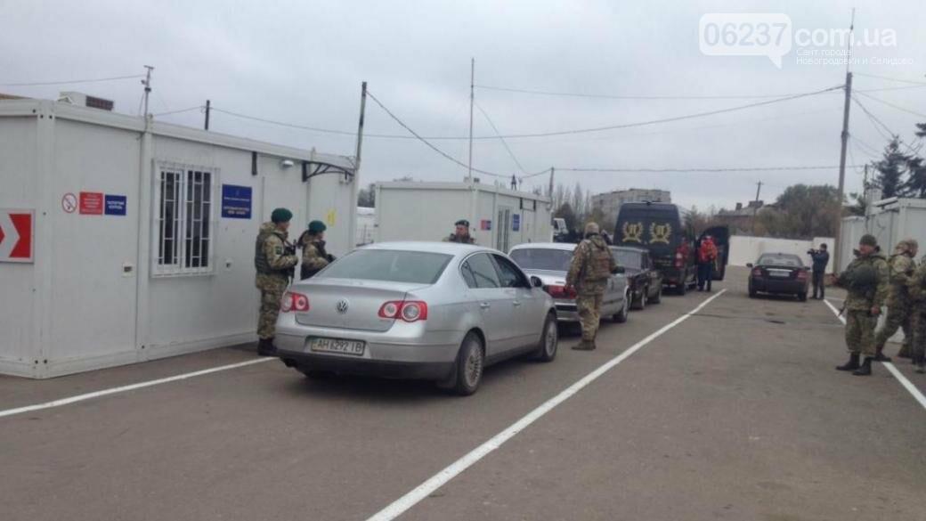 КПВВ «Майорск» закрыт из-за обстрела оккупантов, фото-1