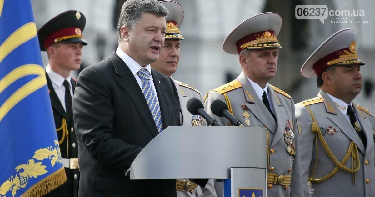 У Московському патріархаті гостро відреагували на слова Порошенка про церкву під час параду, фото-1