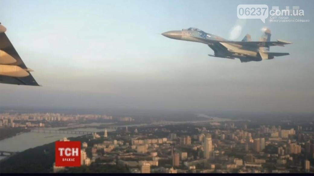 Во время парада в Киеве были показаны модернизированные самолеты и комплексы Javelin, фото-1