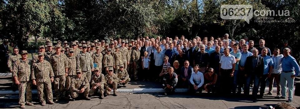 У Авдіївці Президент України Петро Порошенко провів зустріч з українськими дипломатами., фото-2