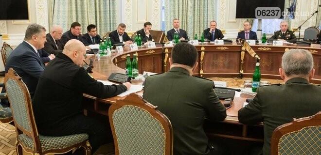 Украина введет санкции против строителей Керченского моста, фото-1