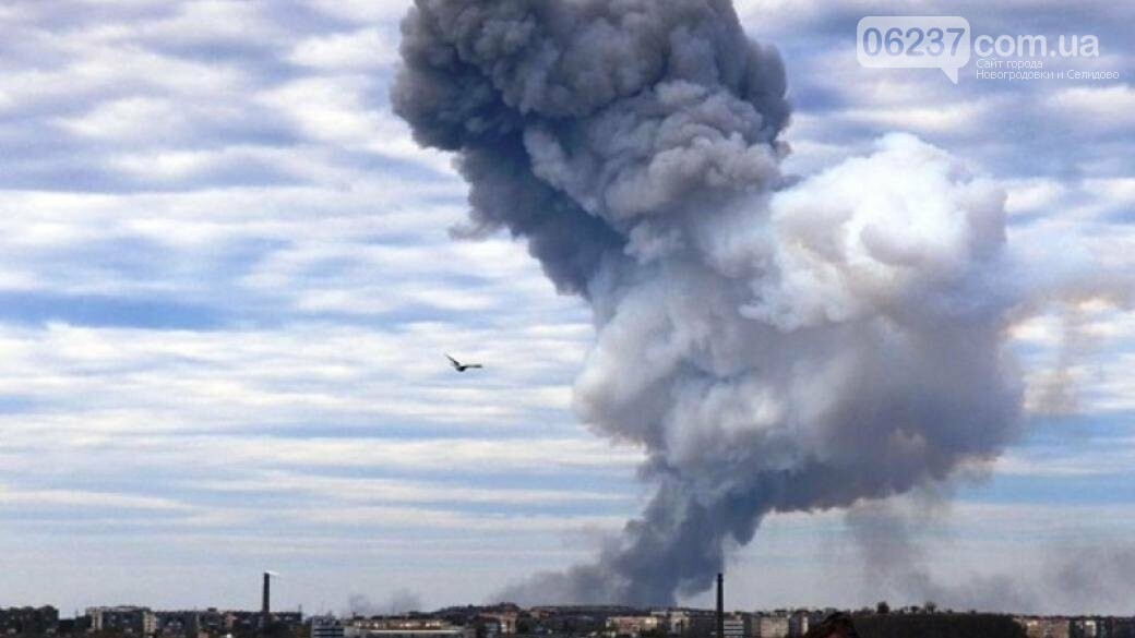 Жители оккупированного Донецка сообщают о мощном взрыве в районе мединститута, фото-1