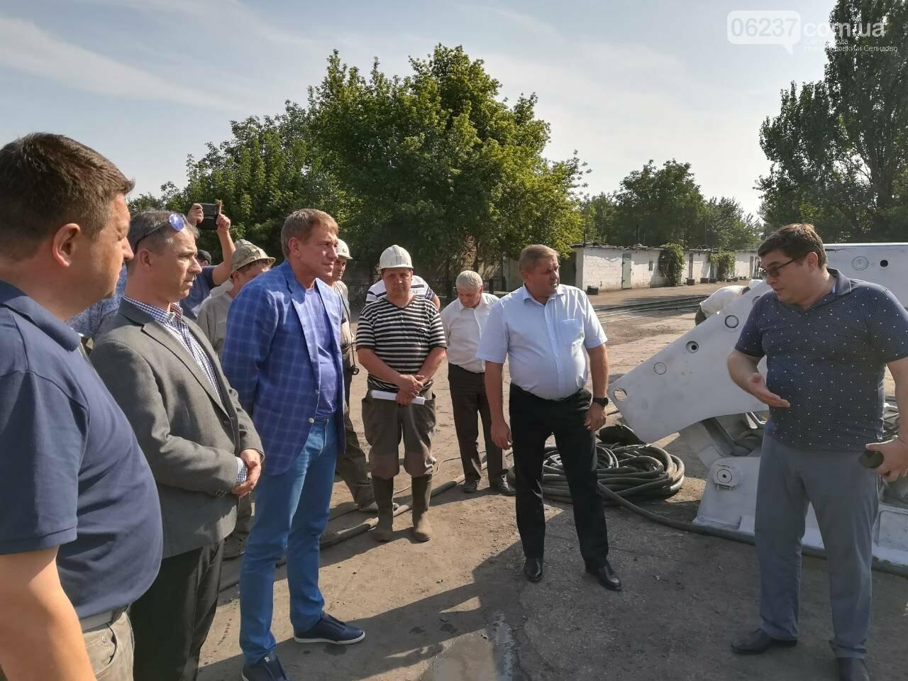 Сергей Сажко: «Ни одна шахта на моем округе не будет закрыта», фото-1
