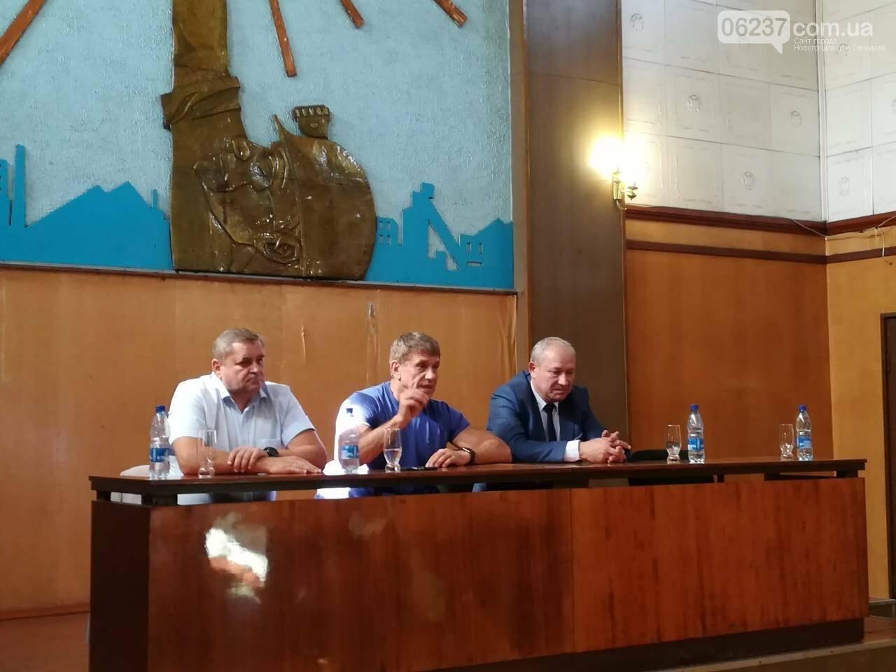 Сергей Сажко: «Ни одна шахта на моем округе не будет закрыта», фото-2