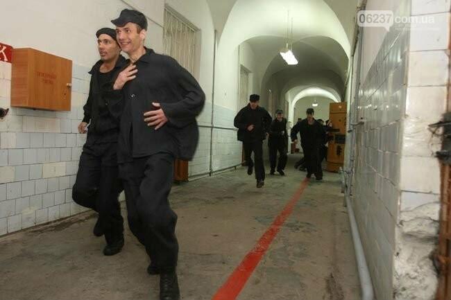 В Мелитополе в изоляторе задержанные пытались устроить бунт, фото-1