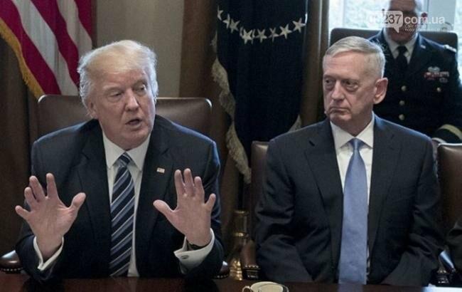 Трамп требовал от главы Пентагона убить Асада, - The Washington Post, фото-1