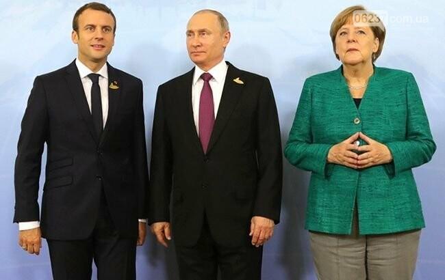 Нормандское затишье: есть ли перспективы у переговоров по Донбассу, фото-1