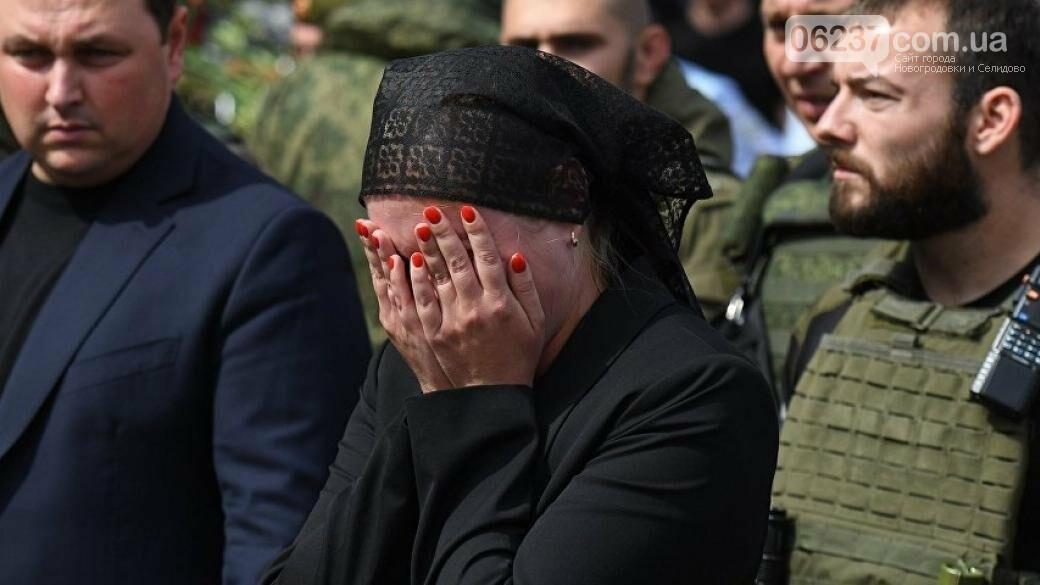 «Не зря воевала». Вдова Захарченко намерена возглавить «ДНР», фото-1