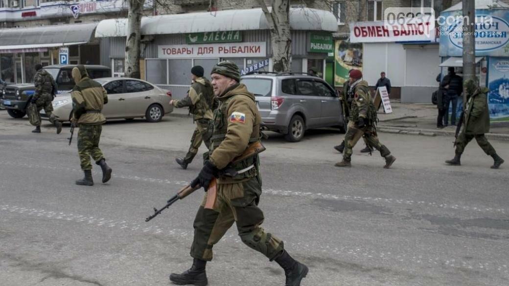 Жители Донецка сообщают о большом количестве «гостей» в форме — соцсети, фото-1