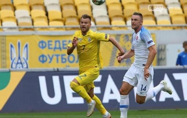 Сборная Украины одержала вторую победу в Лиге наций, фото-1