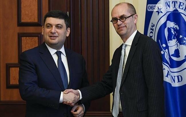 К нам приехал кредитор: чего Украине ожидать от переговоров с МВФ, фото-1