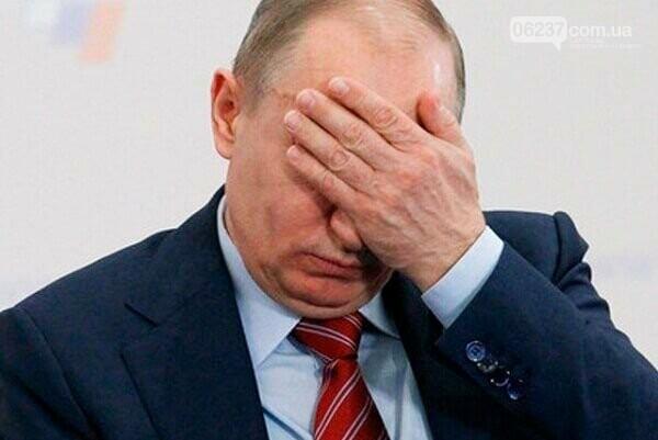 Путин оконфузился на выборах, фото-1