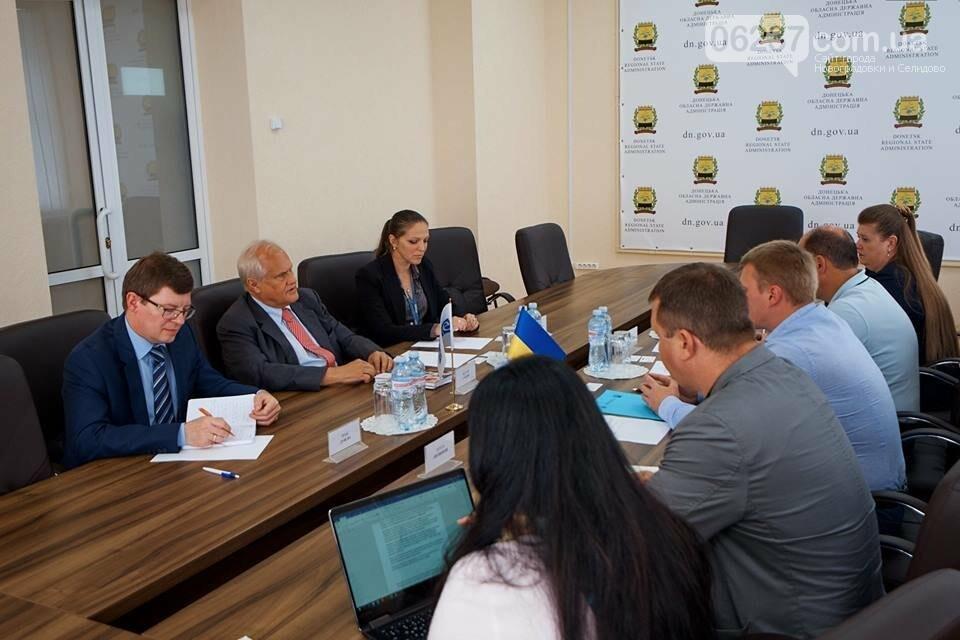 Олександр Куць зустрівся зі Спеціальним представником голови ОБСЄ, фото-1