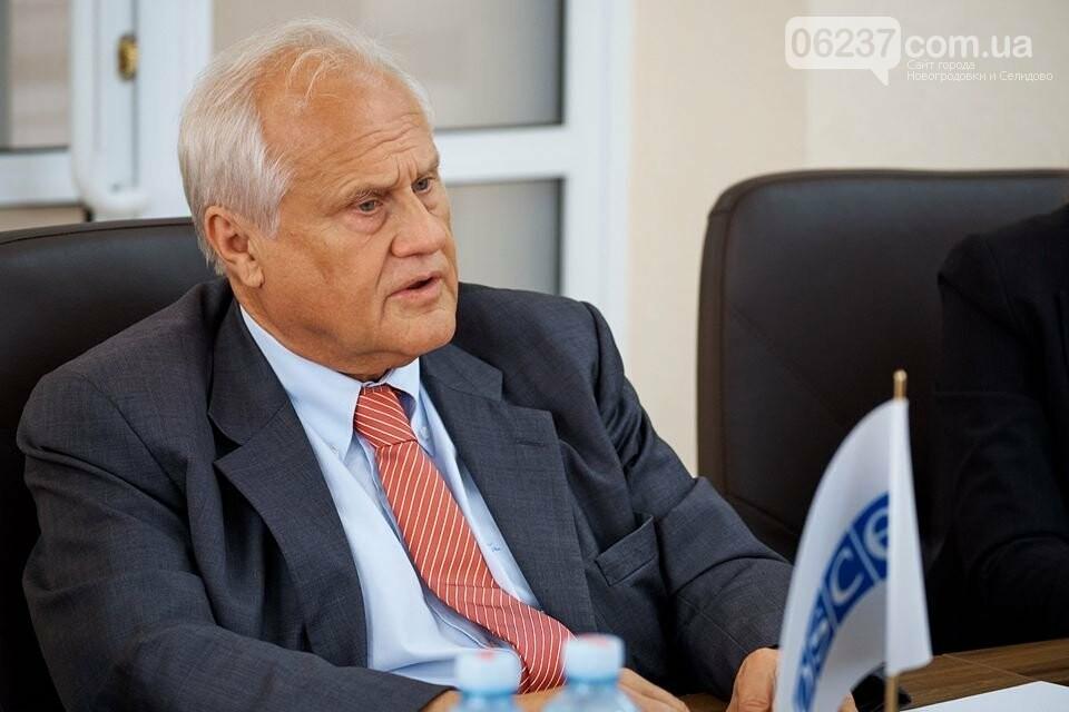 Олександр Куць зустрівся зі Спеціальним представником голови ОБСЄ, фото-3