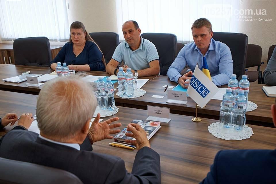 Олександр Куць зустрівся зі Спеціальним представником голови ОБСЄ, фото-2