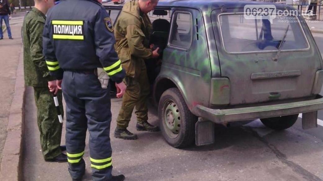В Макеевке и Донецке проверки: переписывают номера авто и данные водителя — соцсети, фото-1