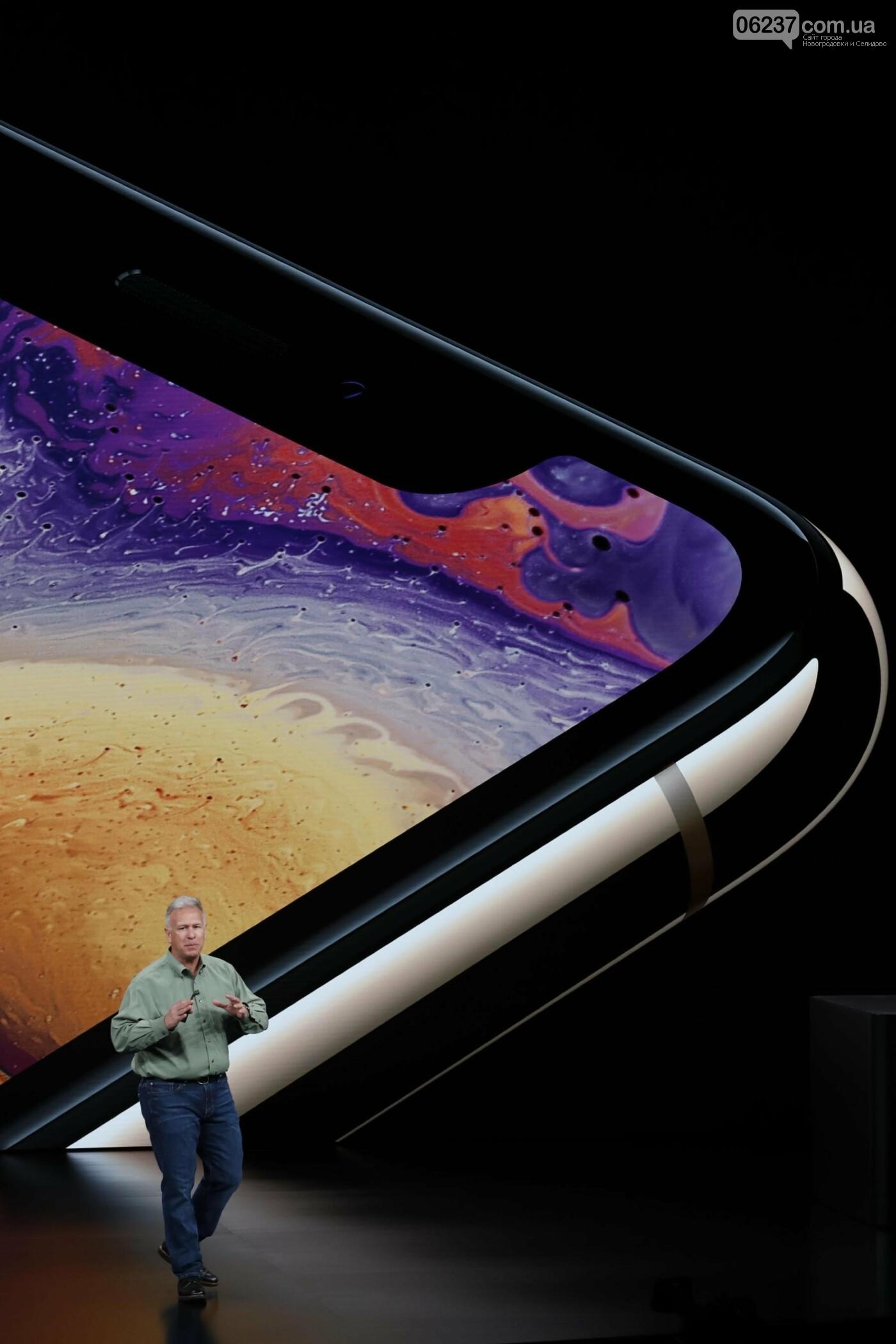 """APPLE ПРЕДСТАВИЛА НОВЫЕ """"МАКСИМАЛЬНЫЕ"""" IPHONE XS И XS MAX , фото-2"""