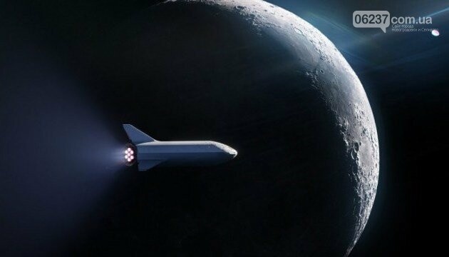 SpaceX выбрала первого туриста на Луну, фото-1