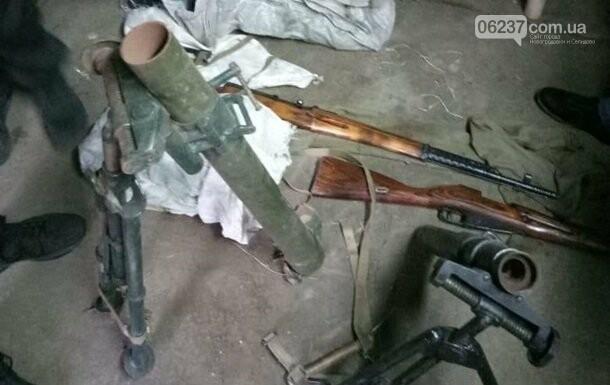 В Одесской области у мужчины изъяли три миномета, фото-1