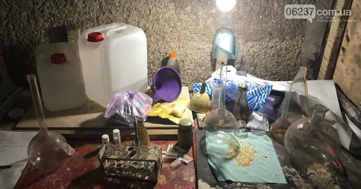 В Херсоне разоблачили наркоторговцев, которые изготавливали амфитамин , фото-1