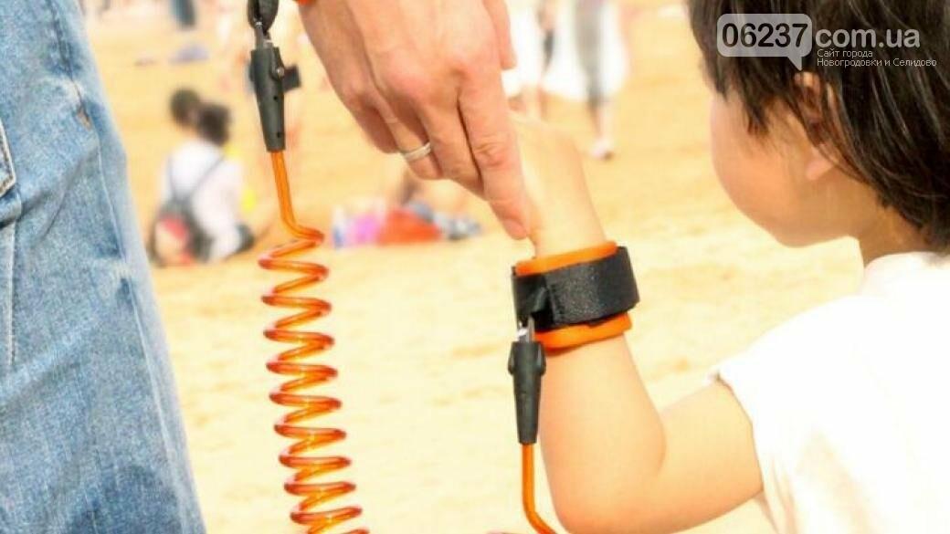 Новый гаджет от Xiaomi поводок для детей, фото-1