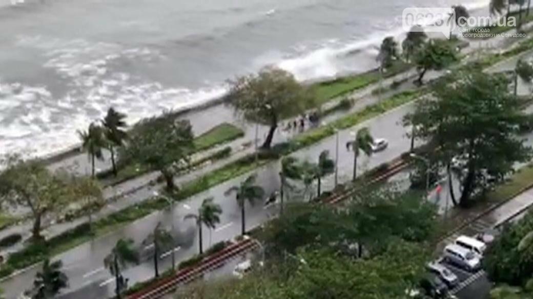 25 человек погибли из-за тайфуна Мангхут на Филиппинах, фото-1