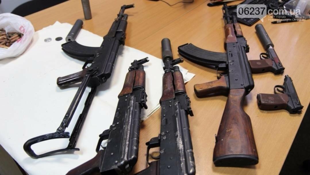 В Житомирской области из военной части украли оружие, фото-1