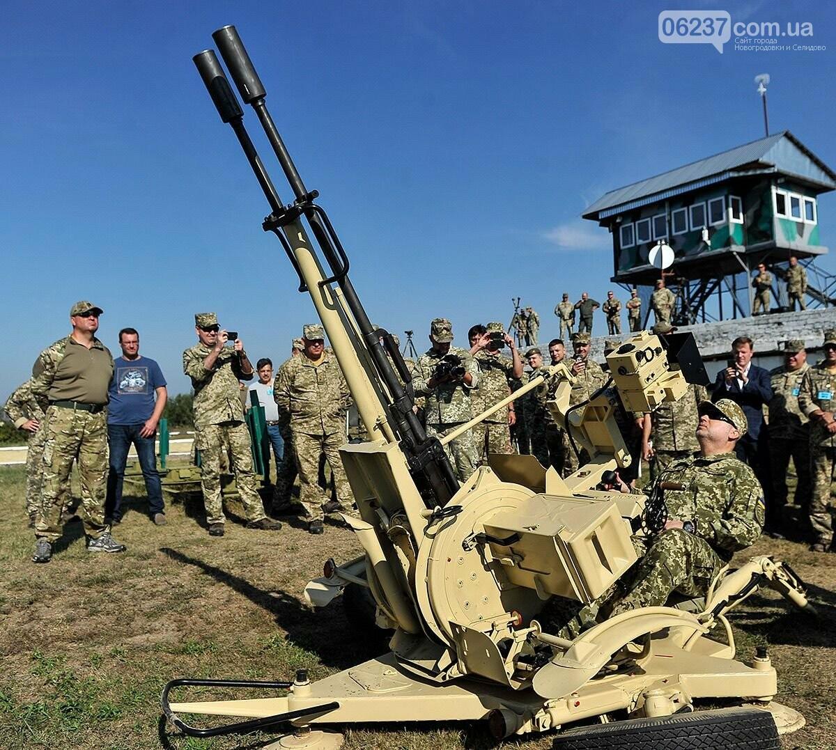 Украина показала впечатляющие кадры испытаний новой техники, фото-2