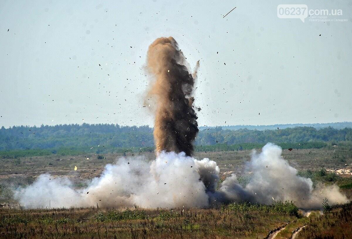 Украина показала впечатляющие кадры испытаний новой техники, фото-1