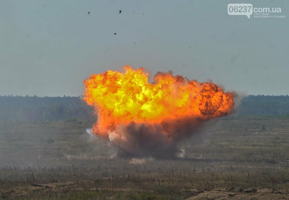 Украина показала впечатляющие кадры испытаний новой техники, фото-3