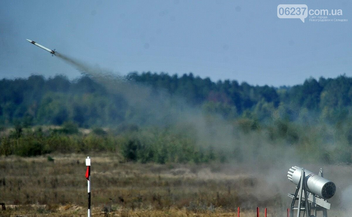 Украина показала впечатляющие кадры испытаний новой техники, фото-5