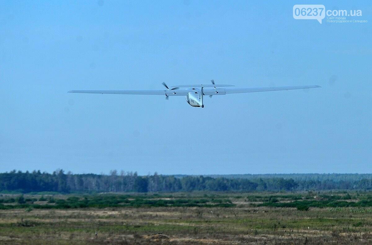 Украина показала впечатляющие кадры испытаний новой техники, фото-8
