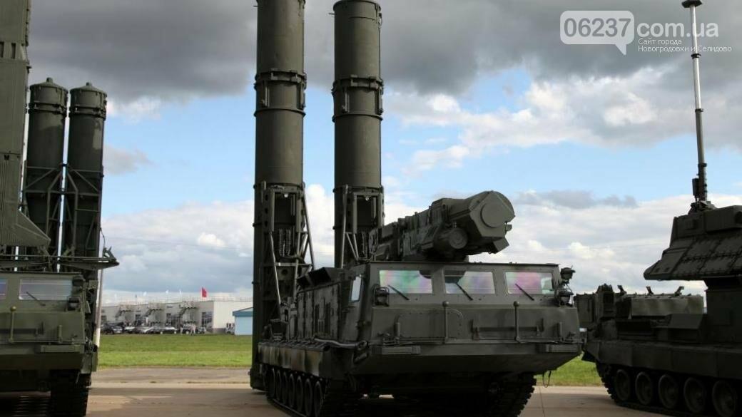 В оккупированном Крыму развернули ракетные комплексы С-400, фото-1