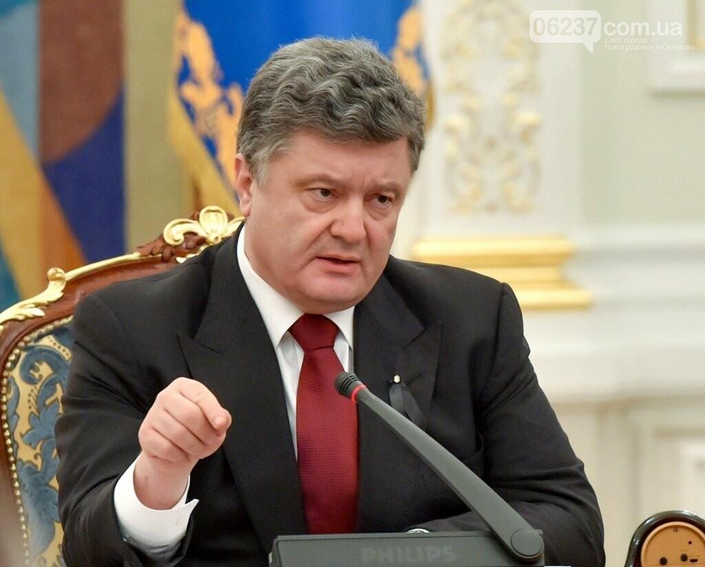 Россия уже вмешивается в украинские выборы – Порошенко, фото-1