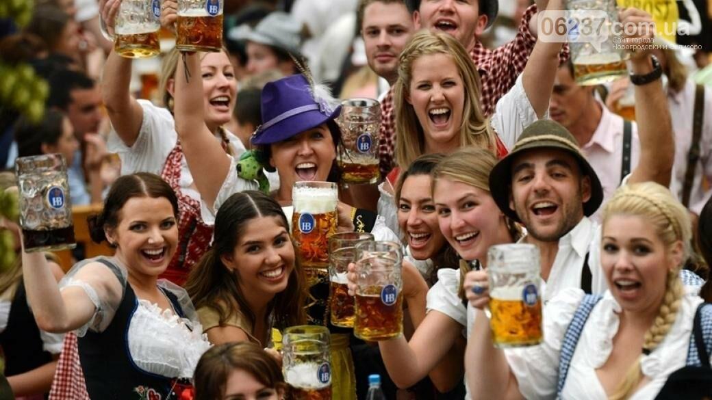 В Мюнхене открылся ежегодный праздник пива Октоберфест, фото-1