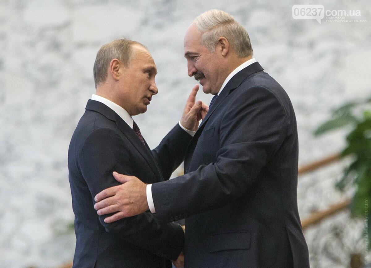 """""""Прежде всего – Украина"""": Путин и Лукашенко провели переговоры в Сочи, фото-1"""