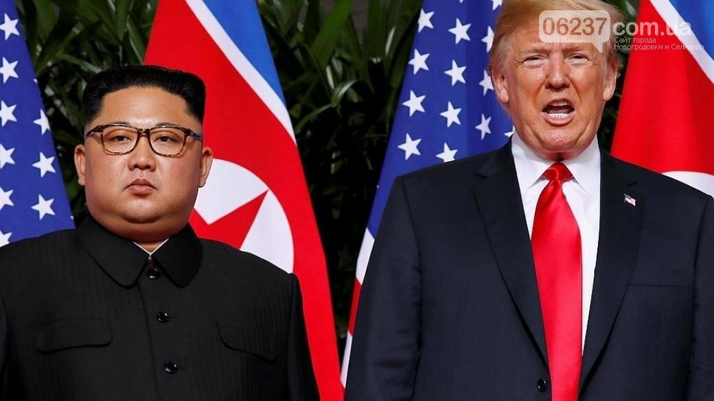 Трамп анонсировал скорую встречу с лидером КНДР, фото-1