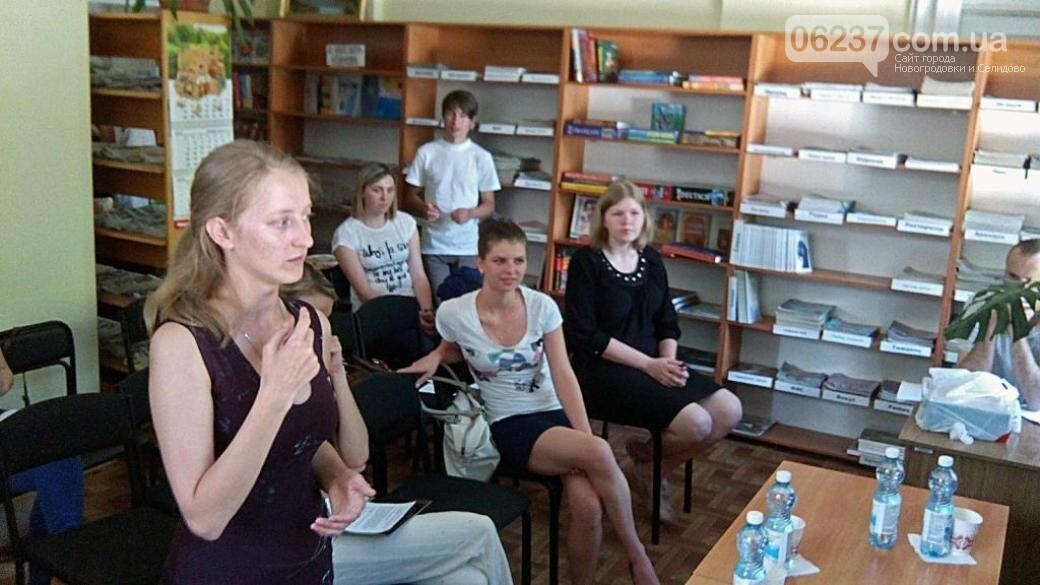 В украинских школах будут обучать языку жестов, фото-1