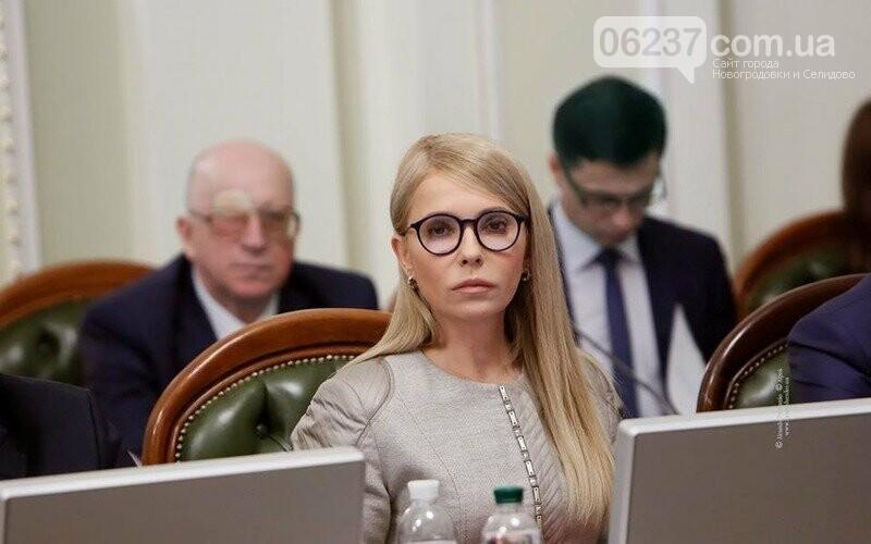 """Тимошенко заявляет о намерении ликвидировать """"Нафтогаз Украины"""" после президентских выборов, фото-1"""