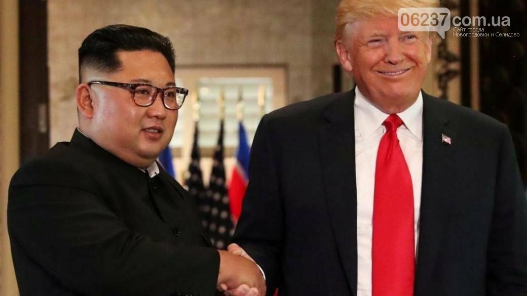 Трамп о Ким Чен Ыне: «Мы полюбили друг друга», фото-1