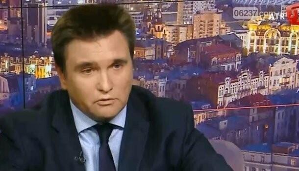 Климкин: Крым стал военной базой России, фото-1