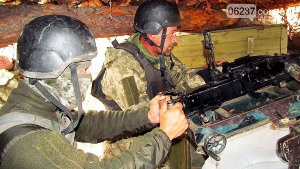 Бойцы ВСУ показали мощное «успокоительное» для подразделений НВФ, фото-1