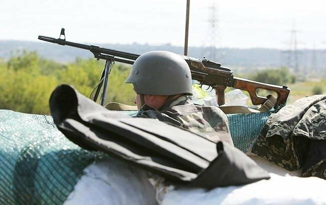 Бойовики за день 9 разів обстріляли позиції українських військових, є поранені, фото-1
