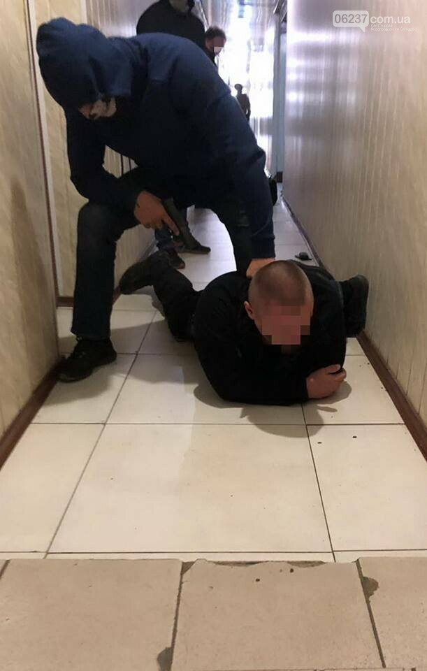 В СБУ опровергли обвинения депутата в фальсификации дела против начальника полиции Дружковки (ФОТО), фото-1