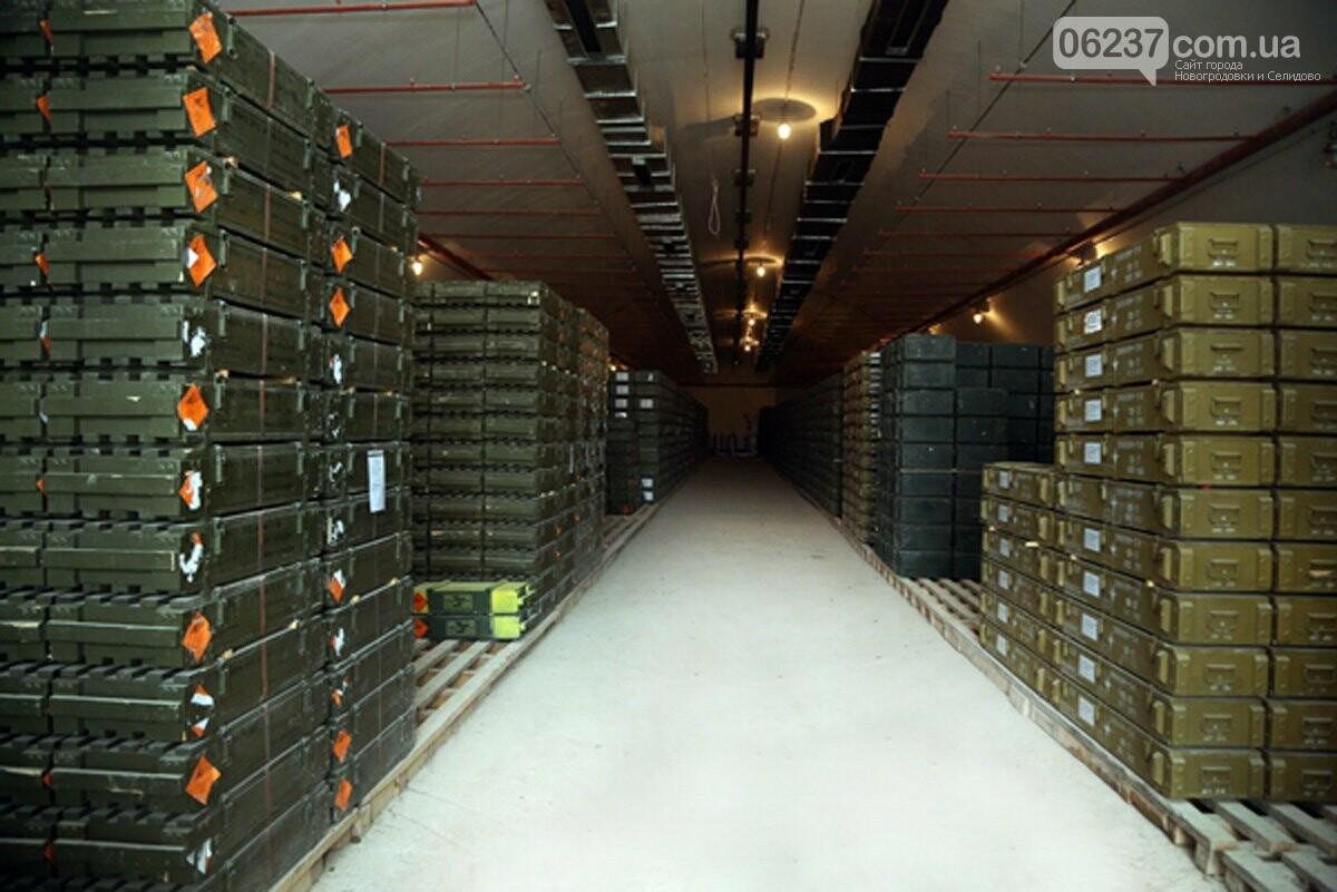 На всех складах боеприпасов в Украине усилили охрану, фото-1