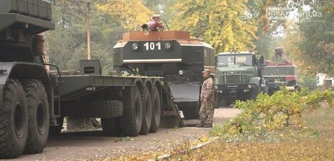 На всех складах боеприпасов в Украине усилили охрану, фото-2