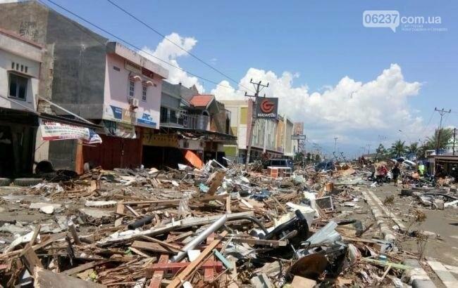 В Индонезии произошло новое землетрясение, есть жертвы, фото-1