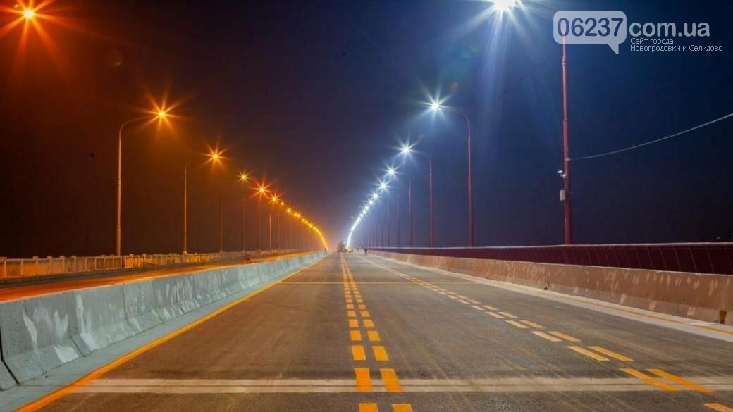 В Днепре после реконструкции открыли правую часть Нового моста, фото-1
